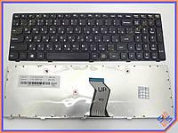 Клавиатура для ноутбука LENOVO IdeaPad G510 ( RU Black ). Русская раскладка. Цвет Черный.