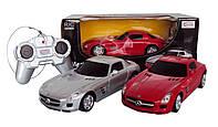 Машина на радиоуправлении Mercedes SLS AMG 1:24 красный Rastar40100