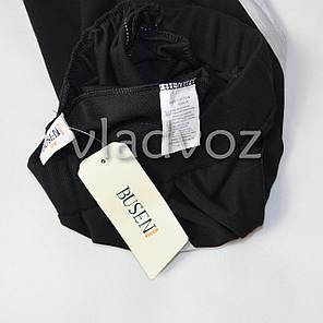 Спортивные штаны для мальчика 8 лет чёрный Турция, фото 2