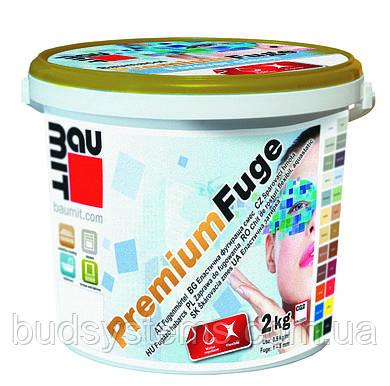 Смесь для швов Baumit Premium Fuge, 2 кг