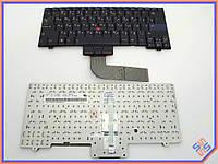 Клавиатура для ноутбука Lenovo ThinkPad SL300, SL400, Sl400C, SL500, SL500C ( RU BLACK ). Оригинальная клавиатура. Русская раскладка.
