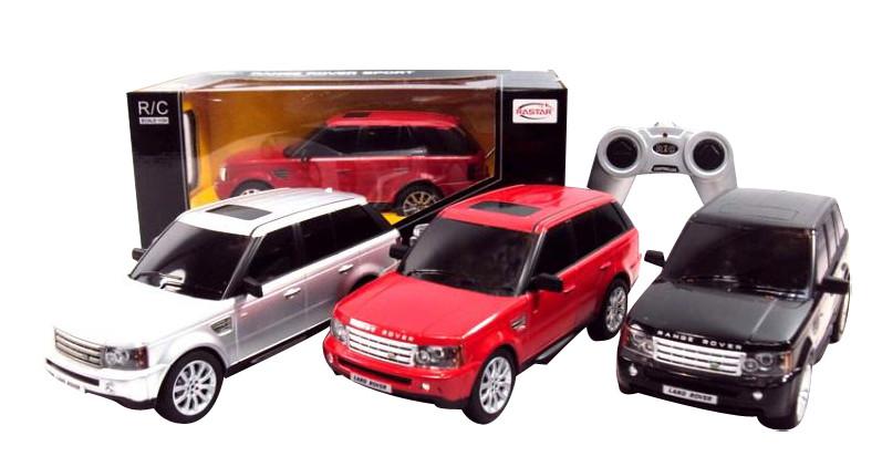 Машина на радиоуправлении Range Rover sport 1:24 Rastar 30300 - СОНЧИК. Магазин игрушек и подарков в Киеве