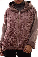 Шерстяные полупальтишка New collection oversize с капюшоном лот10шт, фото 1