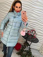 Женская стильное зимнее пальто (4 цвета)