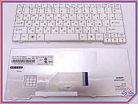 Клавиатура для ноутбука LENOVO IdeaPad S10-2, S10-3C, S100C, S11 ( RU White ) . Оригинальная клавиатура. Русская раскладка.