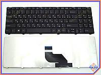 Клавиатура для ноутбука MSI CR640, CX640 ( RU black ). Оригинальная клавиатура. Русская раскладка.