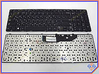 Клавиатура Samsung NP350E7C Series ( RU Black, Черная рамка, For Win8 ). V134302BS1 PK130RW1A02. Цвет Черный
