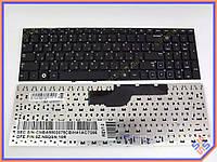 """Клавиатура для Samsung NP300 Series 15.6"""" NP300V5A, NP305V5A, NP300E5A, NP305E5A, NP300E5X NP300E5Z ( RU Black без рамки). Оригинальная клавиатура"""