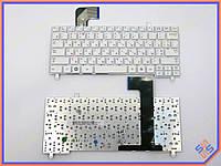 Клавиатура для ноутбука Samsung N210, N220, N230 ( RU White, Без рамки). Оригинальная клавиатура. Русская раскладка.