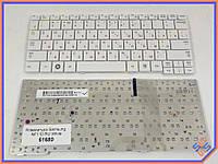 Клавиатура для ноутбука Samsung NF110 ( RU White ). Оригинальная клавиатура. Русская раскладка. BA59-02862D