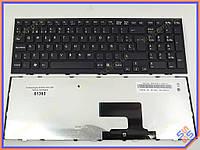 Клавиатура для ноутбука SONY VPC-EE Series ( SP Black ). Оригинальная клавиатура. Испанская расскладка.