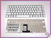 Клавиатура для ноутбука SONY VPC-EA Series ( RU White ). Оригинальная клавиатура. Русская раскладка. 550102L13-203-G 148792471 V081678F