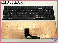 Клавиатура для ноутбука SONY FIT15 SVF15 SVF15A, svf-15a1z2eb, svf15a1s2e  ( RU Black без рамки). Оригинальная клавиатура. Русская раскла