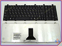 Клавиатура для ноутбука Toshiba Satellite M60, M65, P100, P105 Pro, L105. RU,Black  MP-03233SU-920