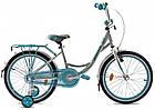 """Детский велосипед ARDIS SMART 12""""  Белый/голубой"""