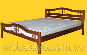 Деревянная кровать Юлия   ТИС