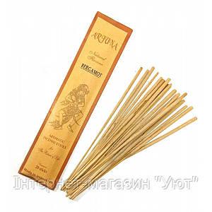 Bergamot (Бергамот)(Arjuna) пыльцовое благовоние (Индонезия)