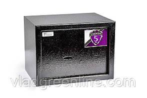 Мебельный сейф ТМ «Ferocon» БС-17К.9005