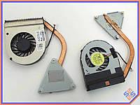 Вентилятор (кулер) DELL Inspiron N4050 для интегрированной видеокарты с радиатором!