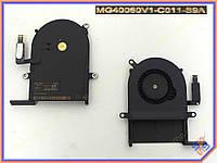 "Вентилятор для ноутбука APPLE MACBOOK PRO Retina 13"" A1425 MD212 MD213  ( 2012 г.в. Левый )"