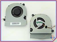 Вентилятор для ноутбука ASUS K45A, K45VD, K45VG, K45VM, K45VS, K45VJ, A45, A45VD (13GN5310P030-1) MF75120V1-C090-G99, MG62090V1-Q030-S99  3Pin FAN