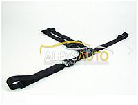 Ремни безопасности 4-х точечные, стандартный крепеж, черные Сертифицированные