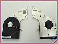 Вентилятор для ноутбука ACER Aspire E1-510, E1-510P (Кулер с радиатором!) MF60070V1-C25. ORIGINAL