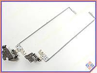 Петли для ноутбука ACER Aspire E1-510, E1-530, E1-532, E1-570, E1-572, V5-472, V5-561 series; TravelMate P255 series (AM0VR000300 + AM0VR000200) Пара.