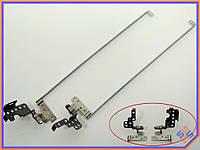 Петли для ноутбука Lenovo Y580, Y580N, Y580A, Y585 Hinges. Пара. Левая + правая. (DC330010J40 + DC330010J50)