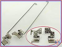 "Петли для ноутбука TOSHIBA Satellite A660 A660D A665 A665D 16"" Hinges. Левая +  правая. AM0CX000300 AM0CX000400"