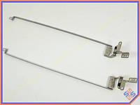 Петли для ноутбука TOSHIBA Satellite C650, C655, C650D, C655D. Hinges. Левая +  правая: 6055B0013202 6055B0013201