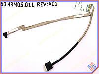 Шлейф матрицы ноутбука Sony SVE151A11W SVE151A11P Series LCD CABLE 50.4rm05.011