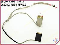 Шлейф матрицы ноутбука HP ProBook 470 G2 Series ZPL70 DC02001YW00 LCD Cable