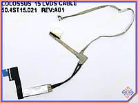 Шлейф матрицы ноутбука HP Pavilion DV6-7000 LED 40pin FHD Video cable 50.4ST15.021