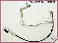 Шлейф матрицы ноутбука HP ProBook 430 G1 435 G1 455 G1 50.4YV01.001 LCD Cable