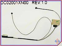 Шлейф матрицы ноутбука LENOVO B50 B50-30 B50-45 B50-70 B50-75 FOR Touch LCD Cable DC02001XN00