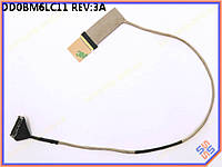 Шлейф матрицы ноутбука LENOVO B5400 LCD Cable DD0BM6LC001, DD0BM6LC11