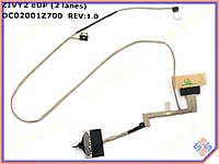 Шлейф матрицы ноутбука LENOVO Y50-70 FHD 1920*1080 eDp 30pin Touch LCD Cable DC02001Z700