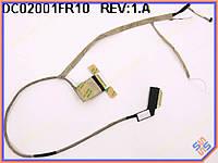 Шлейф матрицы ноутбука LENOVO ThinkPad Edge E530 E530C E535 QILE2 DC02001FR10 04W4124 LCD Cable