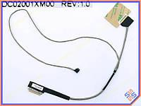 Шлейф матрицы ноутбука LENOVO B40 B40-30 B40-45 B40-70 (для внешней видеокарты) LCD Cable DC02001XM00