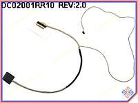 Шлейф матрицы ноутбука LENOVO G500S G505S G510S DC02001RR10 LCD Cable
