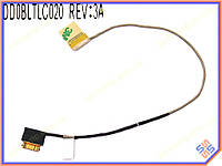 Шлейф матрицы ноутбука Toshiba Satellite C55D c55T-c L50D-c edp 30pin LCD CABLE dd0bltlc020