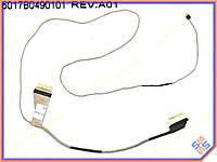 "Шлейф матрицы ноутбука Toshiba Satellite C75 C75D-B C75D C70D-B L75 L75-B 17.3"" LCD CABLE 6017B0490101"