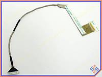 Шлейф матрицы HP ProBook 4520S, 4525s. Без кабеля под WEB камеру.