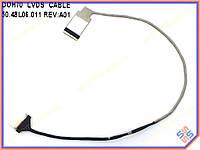 Шлейф матрицы ноутбука DELL Inspiron 7737 17-7000 DOH70 LCD Cable  50.48L06.011