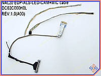 Шлейф матрицы ноутбука DELL Latitude E6510 M4500 LCD Cable DC02C000H0L a09b08