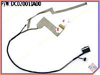 Шлейф матрицы ноутбука DELL Latitude E6420 pal50 LCD Cable F1P03 0F1P03 0RCD0V RCD0V DC02001IA00