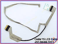 "Шлейф матрицы ноутбука DELL Inspiron 15R 3541 3542 3000 15.6"" 40pin LCD Cable 450.00H06.0001"