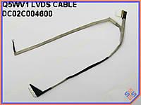 Шлейф матрицы ноутбука Acer Aspire V3-571 V3-571G Q5WV1 FHD LCD CABLE (DC02C004600)