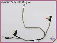 Шлейф матрицы ноутбука Acer Aspire E1-572P, E1-532P, V5-561P, V5-561PG V5WE2 for Touch LCD CABLE DC02001VE10